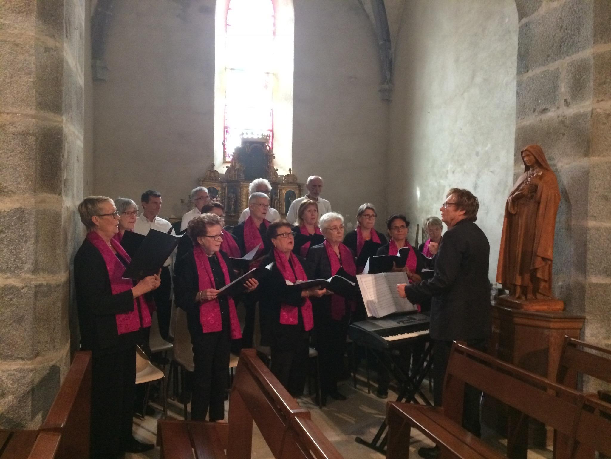 Saint-Avit de Tardes, 25 août 2018