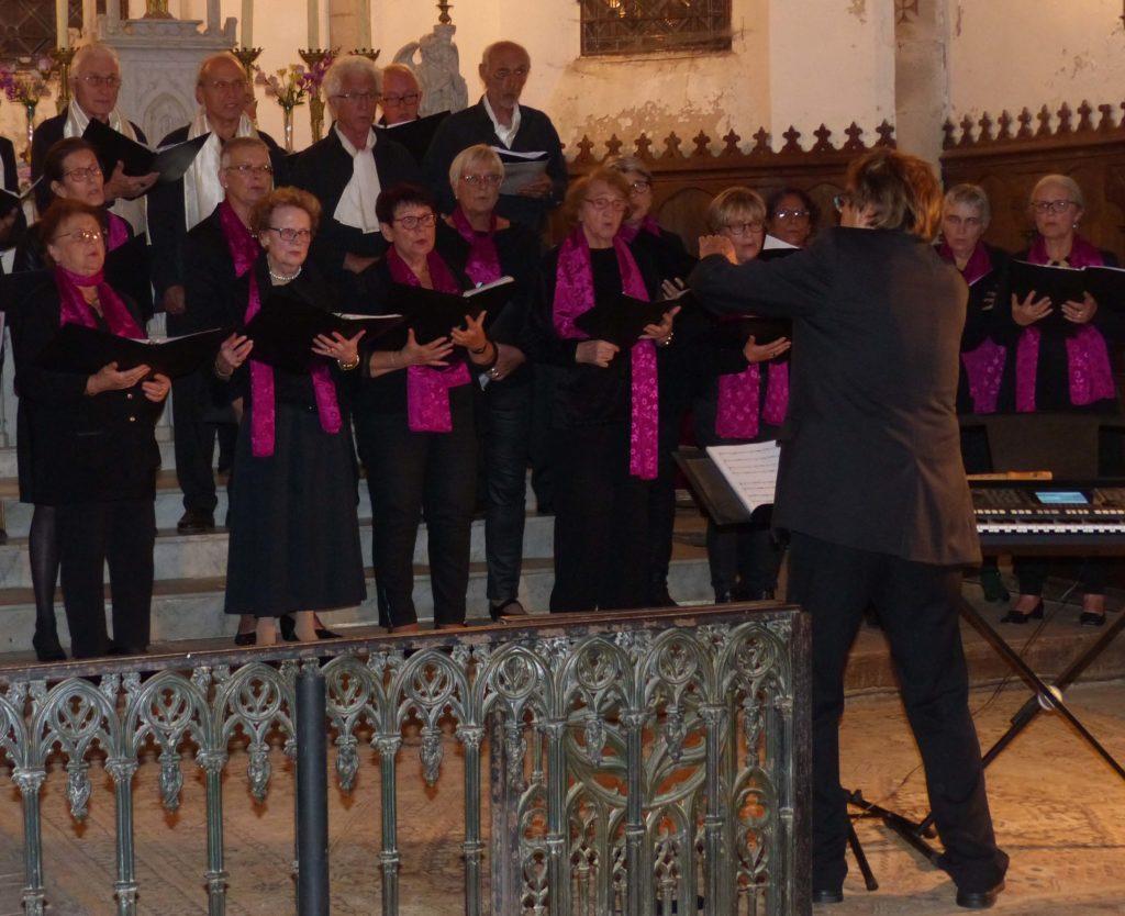 Cantate en FA à St Etienne aux Clos