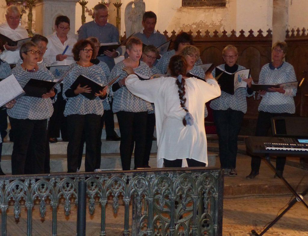 St Etienne aux clos, les couacs mélodieux