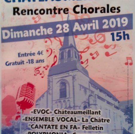 affiche concert chateaumeillant